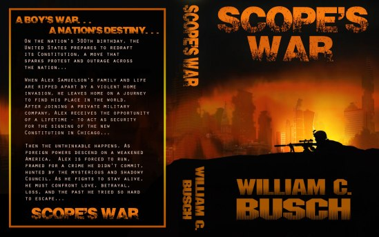 Scope's War Full Cover